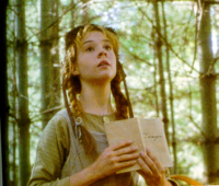 Megan Follows: Anne of Green Gables.